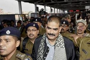 Fresh trouble for Shahabuddin as charges framed in law exam...