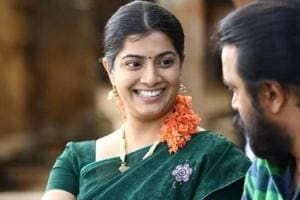 Is Varalaxmi playing a grey-shaded character in Dhanush's Maari 2?
