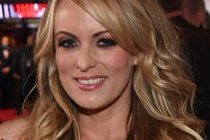 Donald Trump's lawyer claims he paid porn actress Stormy Daniels out...
