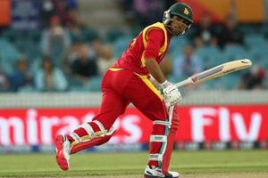 Zimbabwe's Sikandar Raza fined for showing dissent in third ODI...