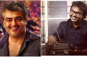 Ajith's Viswasam will have music composed by D Imman