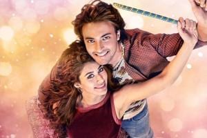 Loveratri poster: Salman Khan's Valentine's Day gift is Aayush Sharma,...