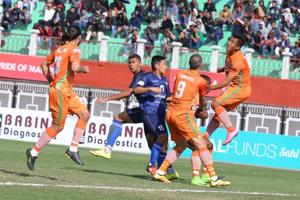 I-League: Aryn Williams' late strike guides NEROCA FC to win over...