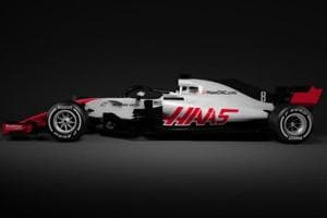 Haas first Formula One team to show off their 2018 car