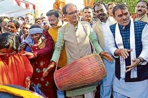 'Yatra politics' gathers pace in Madhya Pradesh as election fever...