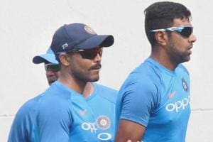 'R Ashwin, Ravindra Jadeja out of  2019 Cricket World Cup race'