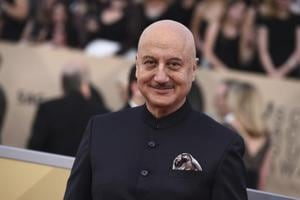 My competition is with Varun Dhawan: Anupam Kher