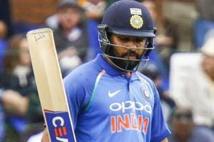 Rohit Sharma credits top order batsmen for India's ODI series win in...