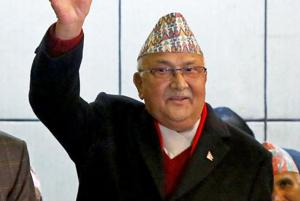 CPN-UML formally names KP Sharma Oli as Nepal's next PM
