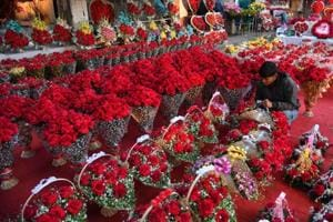 Valentine's Day: Not so rosy for Chandigarh florists, hopes of high...