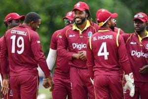 West Indies to face Rest of the World XI in Lord's charity Twenty20...