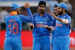 Indian cricket team rises to No. 1 in ODI rankings after South Africa...