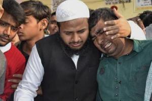 Family of CRPF jawan killed in Karan Nagar refuses Bihar govt's aid of...