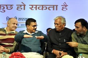 Kejriwal's AAP must rise above its confrontationist image and deliver...