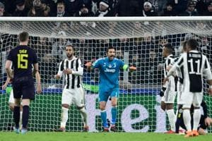 Juventus coach irritated by criticism as they to kill off Tottenham...