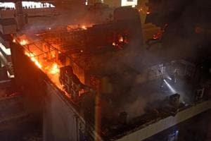 The Kamala Mills fire killed 14 and injured 55 others on December 29.