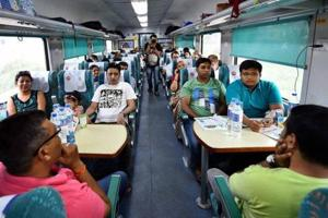 India's fastest train Gatimaan to slow down from 160 to 130 kmph on...