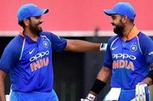 Virat Kohli tells Rohit Sharma the biggest factor in India's win in...