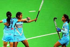 Indian women's hockey team focus on speed and agility ahead of tough...