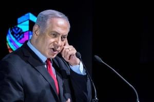 Netanyahu says government 'stable' after police recommend his...