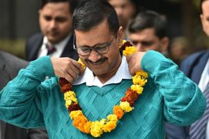 AAP completes 3 years in Delhi: A look at Kejriwal govt's...