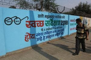 Swachh Survekshan 2018:Thane gears up to score green points
