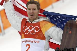 2018 Winter Olympics: Shaun White triumph caps golden century for...
