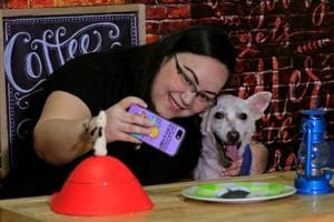 Valentine's Day: Animal welfare group offers pet lovers dates with...