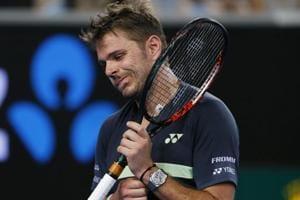 Stan Wawrinka loses to world No. 259 Tallon Griekspoor in Rotterdam...