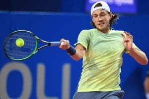 Montpellier winner Lucas Pouille suffers early Rotterdam exit