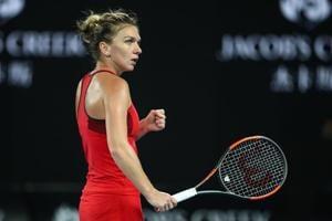Simona Halep beats Anastasija Sevastova to reach Qatar Open tennis...