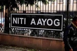 Dinesh Arora moved to Niti Aayog in July.