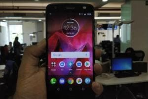 Highlights: Moto Z2 Force with Moto TurboPower Mod launched in India