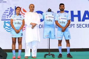 Odisha state to sponsor Indian hockey teams for the next five years