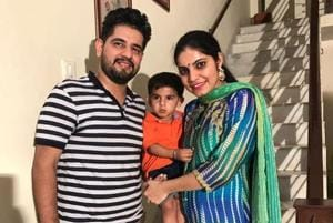 Puneet's hair got caught in a wheel of the go-kart, tearing her scalp off the head at an amusement park adjoining Yadavindra Gardens in Pinjore on Wednesday afternoon.