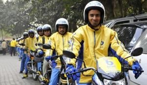 Ride a bike taxi in Lucknow from Feb 22