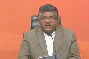 PNBfraud case: Govt revoking Nirav Modi's passport, says Ravi Shankar...