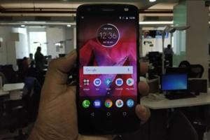 Moto Z2 Force modular phone with ShatterShield display launched:...