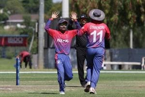 IPL sensation Sandip Lamichhane leads Nepal to World Cup qualifiers