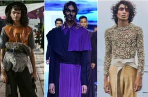 Androgynous fashion: Meet the  Indian models defying gender norms
