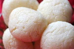 Rosogolla made by university, marketed by state govt, to hit Bengal...