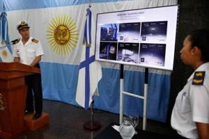 Argentina announces $5 million reward for info on missing naval...