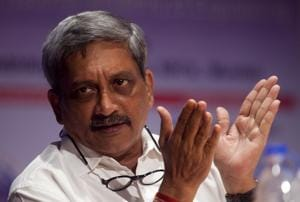 Goa Chief Minister Manohar Parrikar admitted to Mumbai's Lilavati...