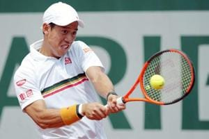 Kei Nishikori dominant in second round win in New York Open