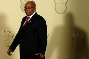 South Africa President Zuma resigns after corruption scandals, forced...