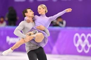 Pyeongchang Winter Olympics: US pairs skaters dedicate show to Florida...