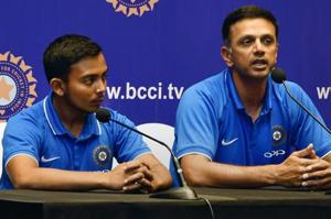 Rahul Dravid's New Zealand tips helped tilt U-19 World Cup run:...