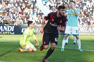 Patrick Cutrone, home-grown youngster, upstages AC Milan's big money...