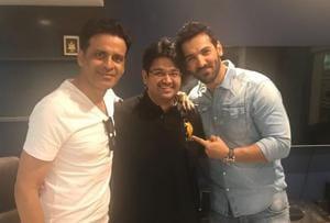 John Abraham teams up with Manoj Bajpayee for Milap Zaveri's film