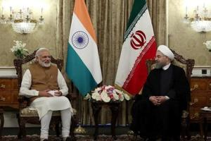 Iranian President Hassan Rouhani to arrive in Hyderabad on 3-day India...